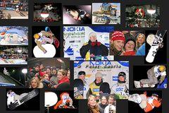 NOKIA SNOWBOARD FIS WORLD CUP 2005 am Monsterkicker