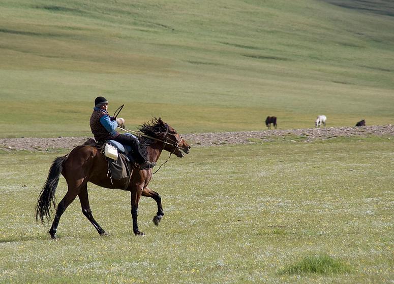 Nomadenleben in Kirgistan