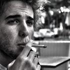 """"""" Non so come cominciare e invoco l'assistenza delle sigarette tutte tanto somiglianti a quella che"""