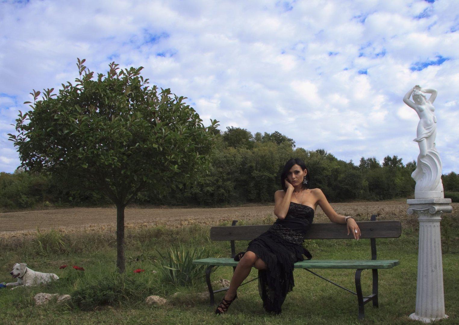 Nora e la campagna