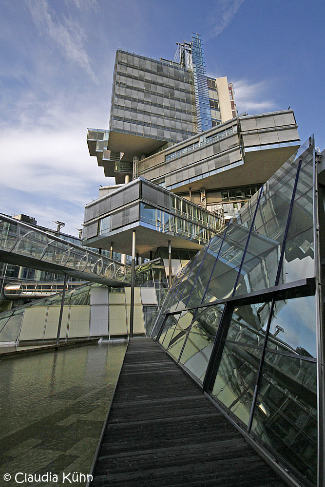 Nord LB Gebäude in Hannover