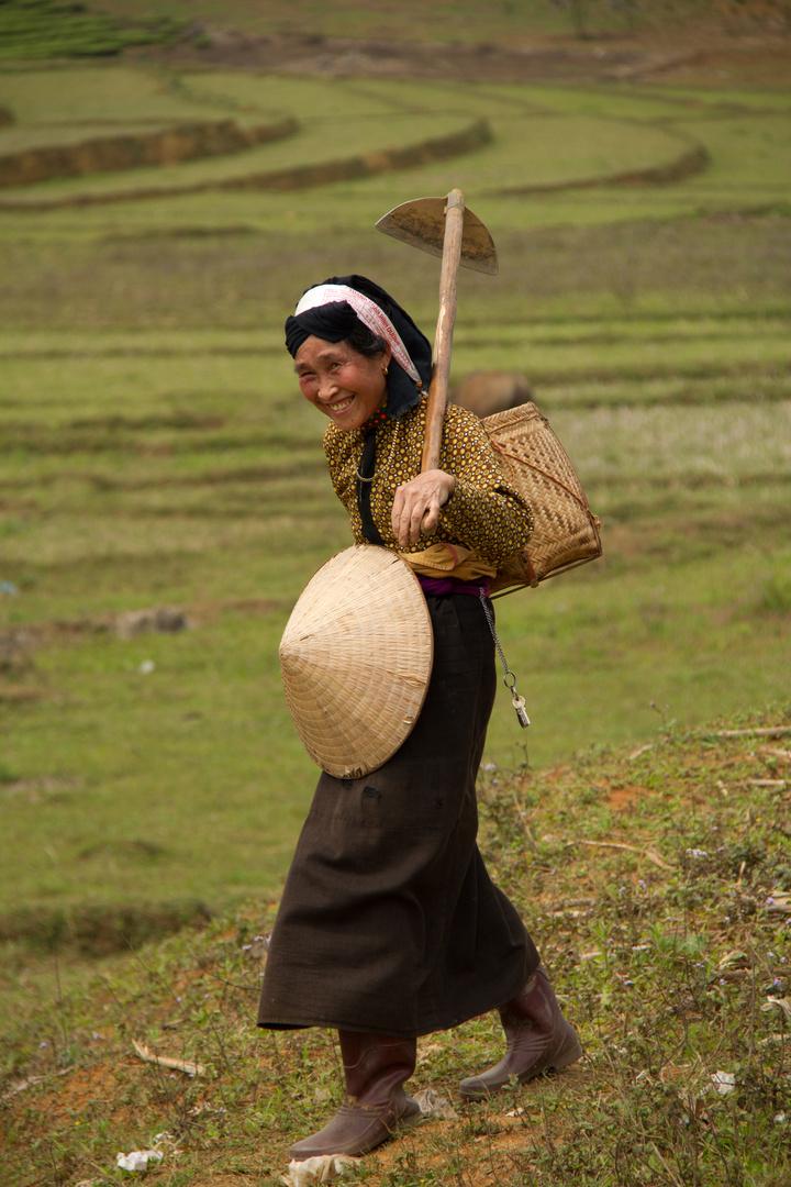 Nord Vietnam / marzo 2012