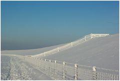 Norddeutscher Winter