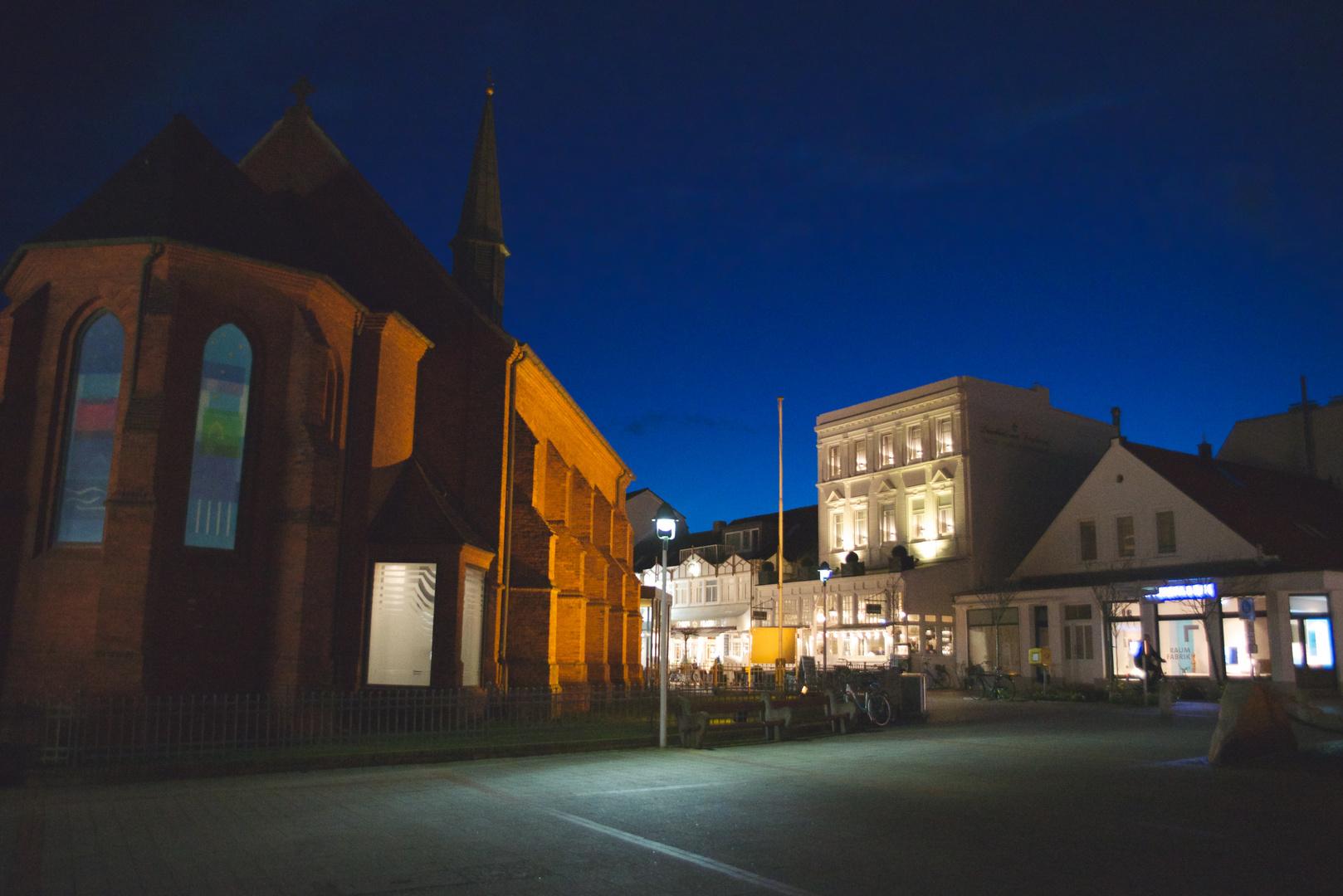 """Norderney """"kleine Kirche"""""""