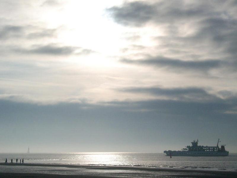 Norderney: Winterstimmung