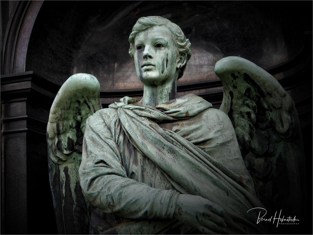 Nordfriedhof Düsseldorf ....