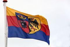 Nordfriesische Flagge