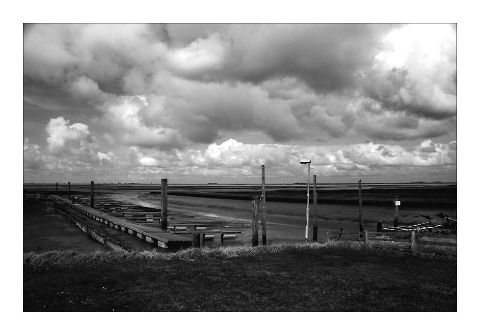 ... Nordfrieslands Himmel ...