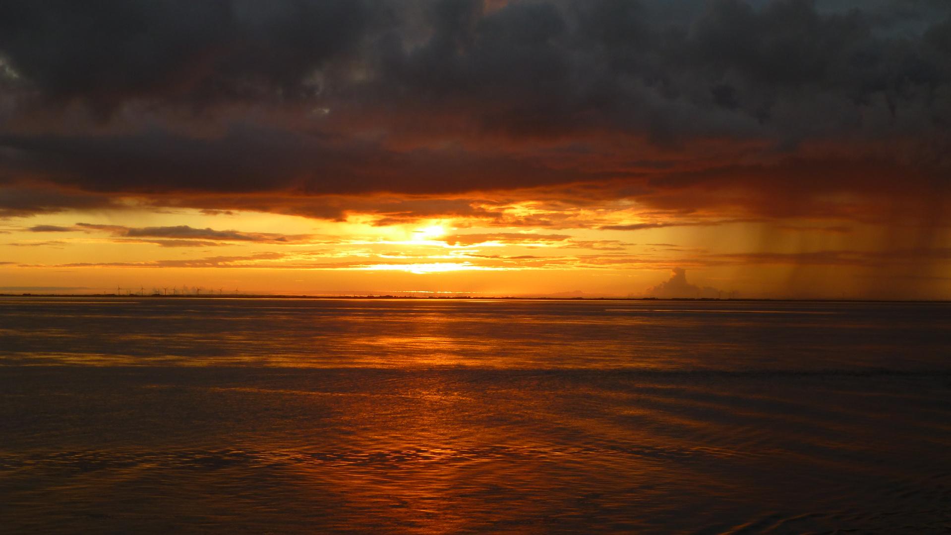 Nordfrieslands Küste am Morgen (2)