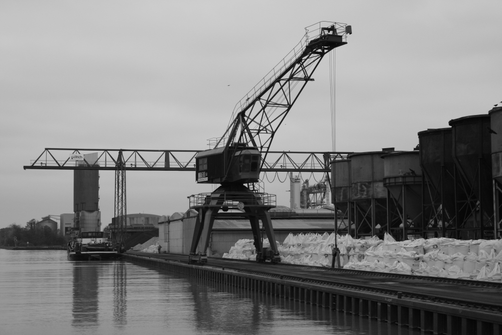 Nordhafen Ladbergen am Dortmund Emskanal - Foto 2