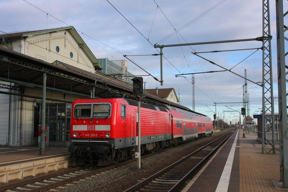 Nordhausen, 143 291-3