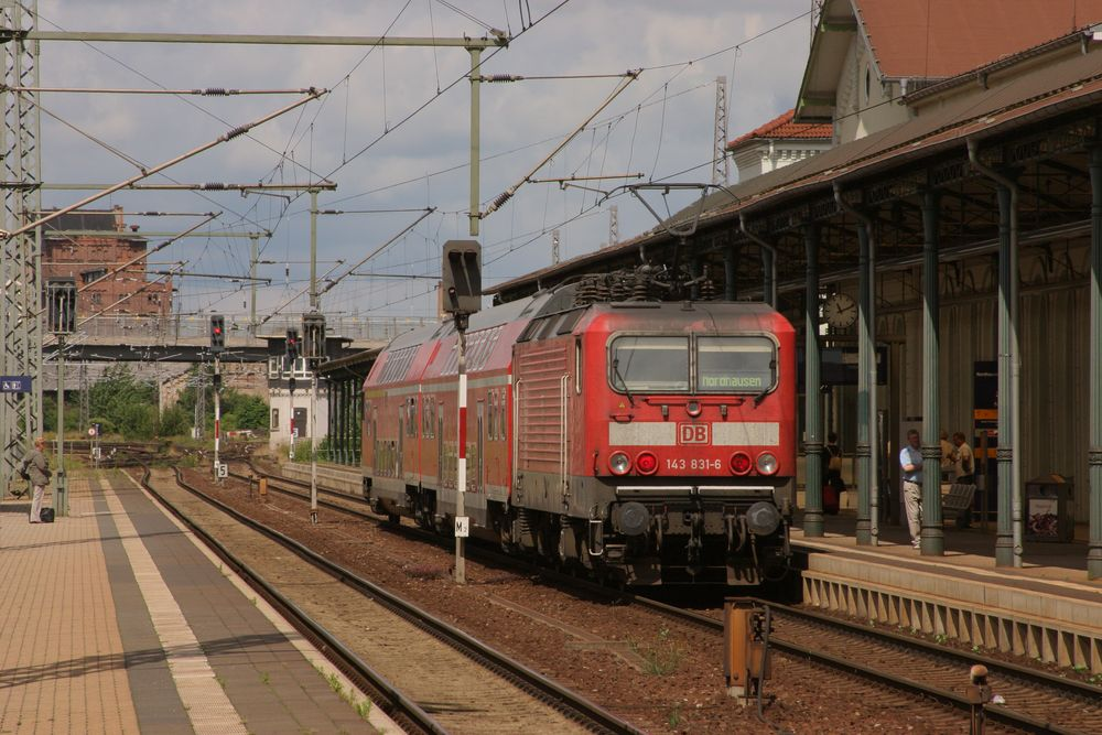 Nordhausen, 143 831-6
