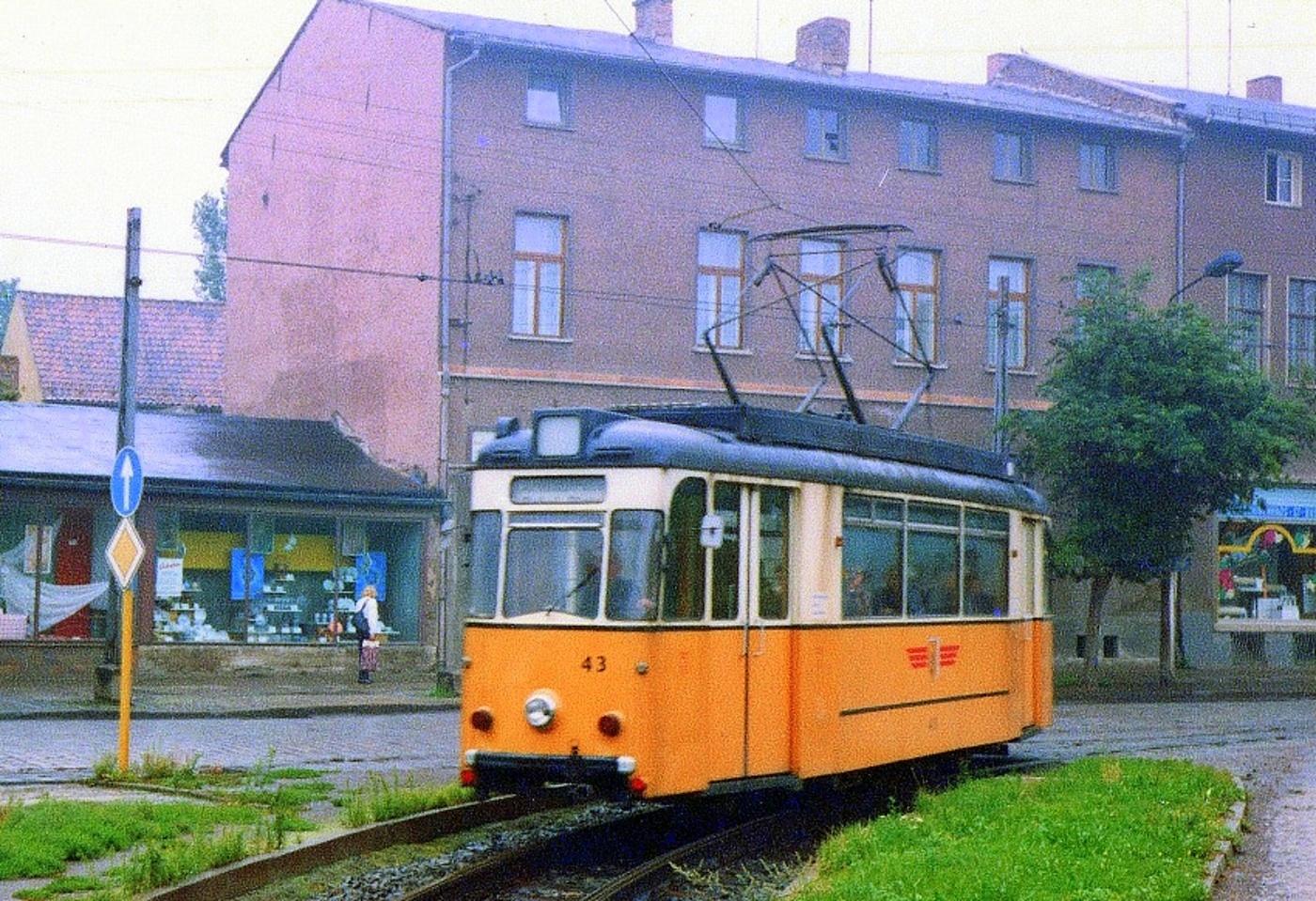 Nordhausen Arnoldstraße 43 1986