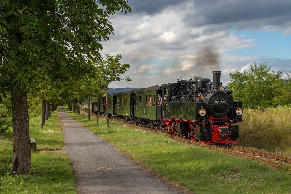Nordhausen-Krimderode, 99 5901