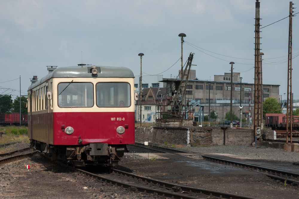Nordhausen Nord, 187 012-0