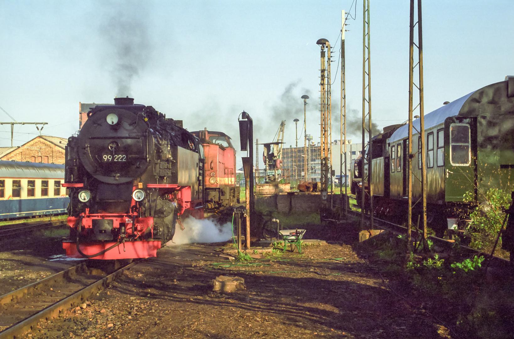 Nordhausen Nord, 99 222