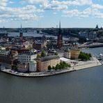 nordische Schönheit: Stockholm - Schwedens Hauptstadt