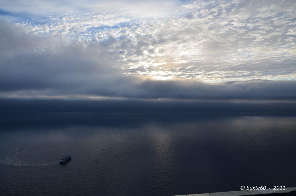 Nordkap - unendliche Weiten