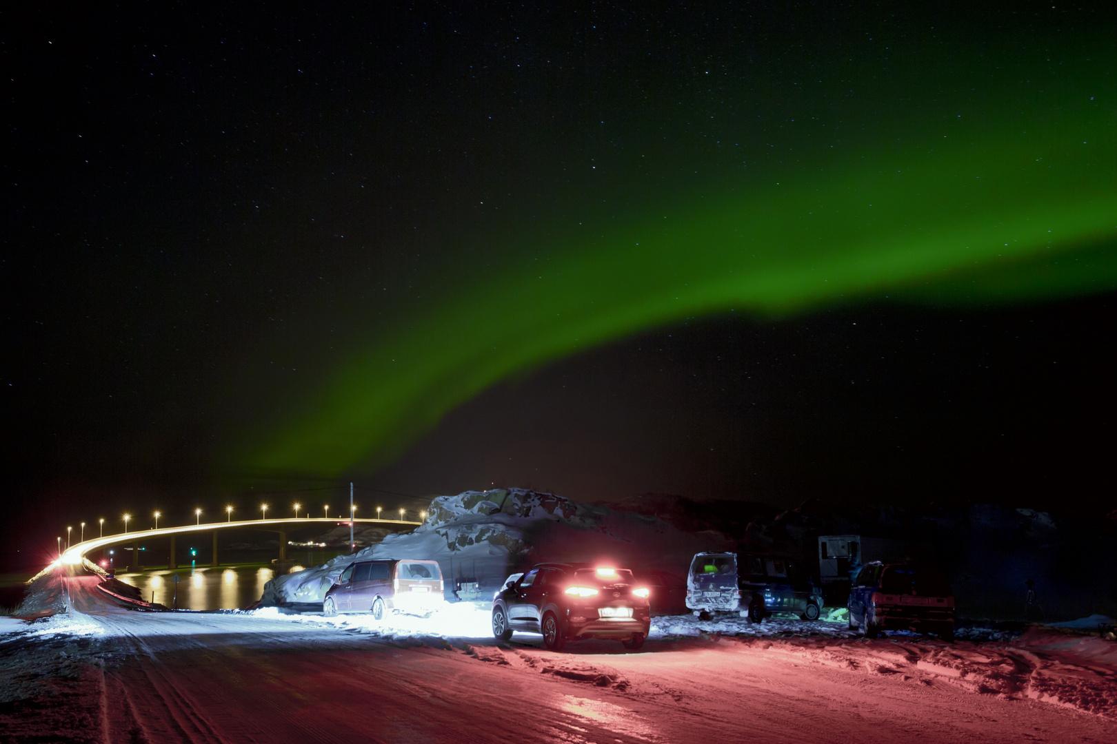 Nordlicht erleben