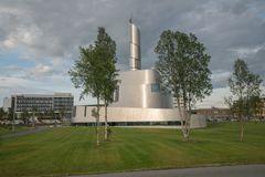 Nordlichtkathedrale von Alta