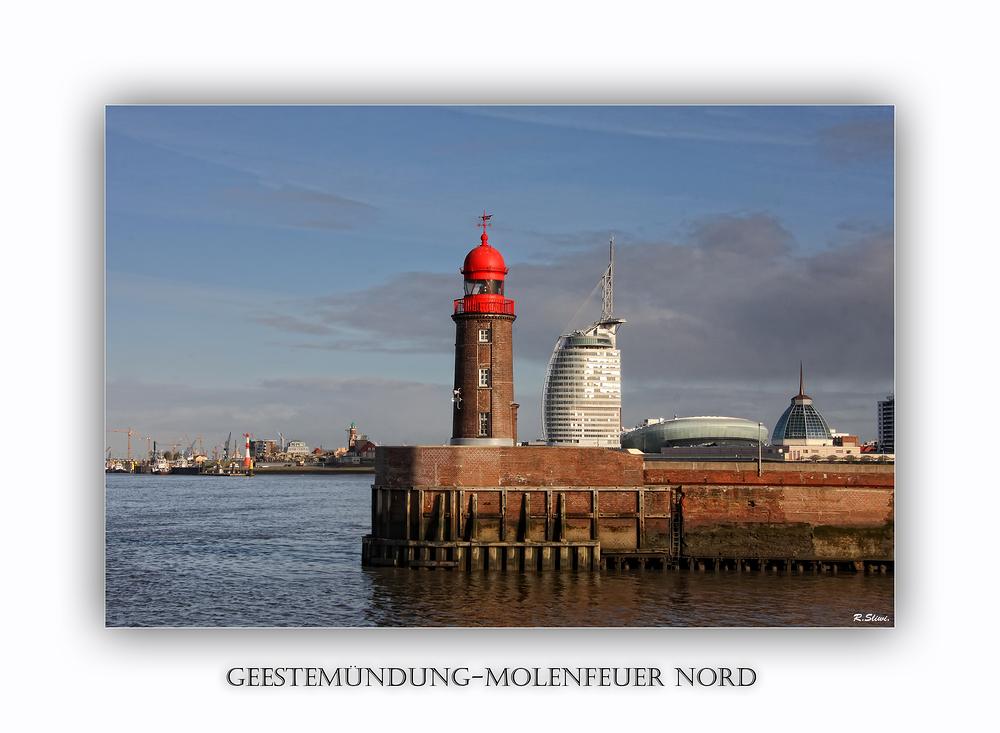 Nordmole bremerhaven foto bild architektur t rme profanbauten bilder auf fotocommunity - Architektur bremerhaven ...