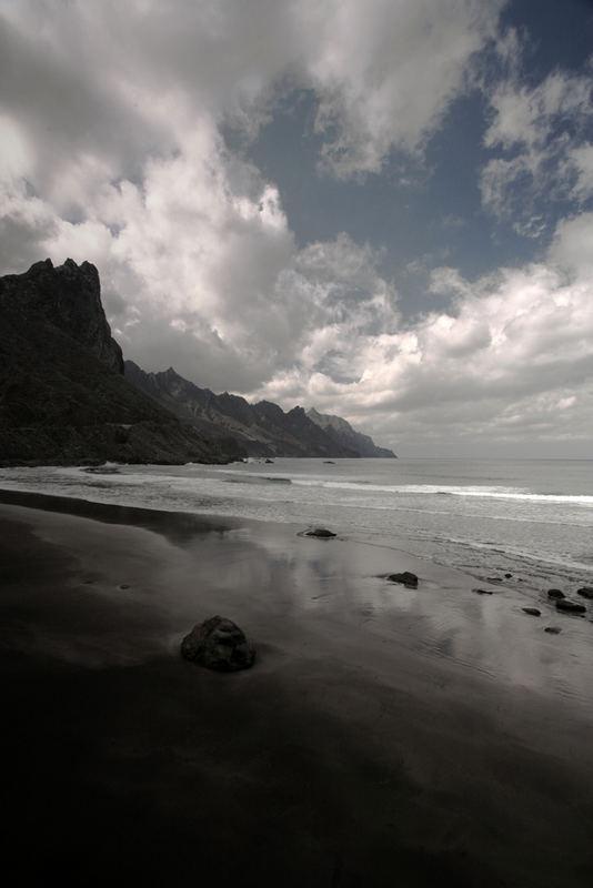 Nordostküste Teneriffa