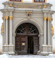 Nordportal des Schlosses Friedenstein