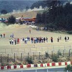 Nordschleife Brünnchen Parkplatz 1983 Deutschland Rallye