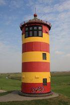 Nordsee 2012 - Pilsumer Leuchtturm
