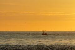 Nordsee am Abend
