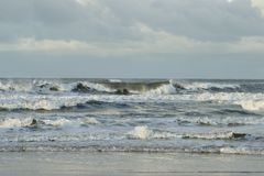Nordsee bewegt...