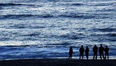 Nordsee gucken......