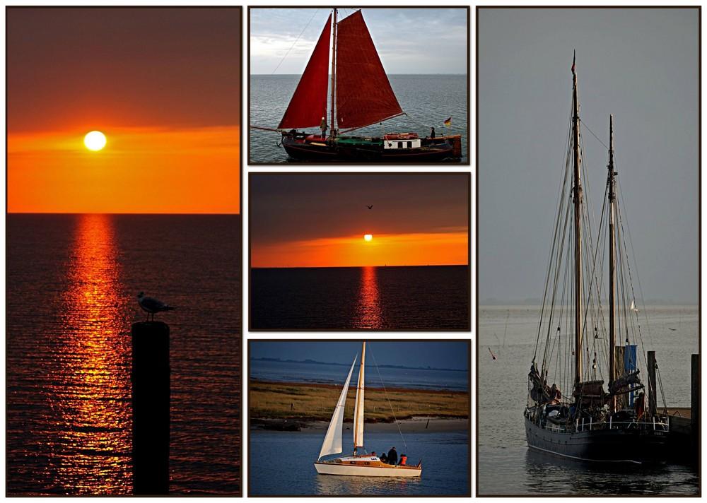 Nordsee Impressionen.......