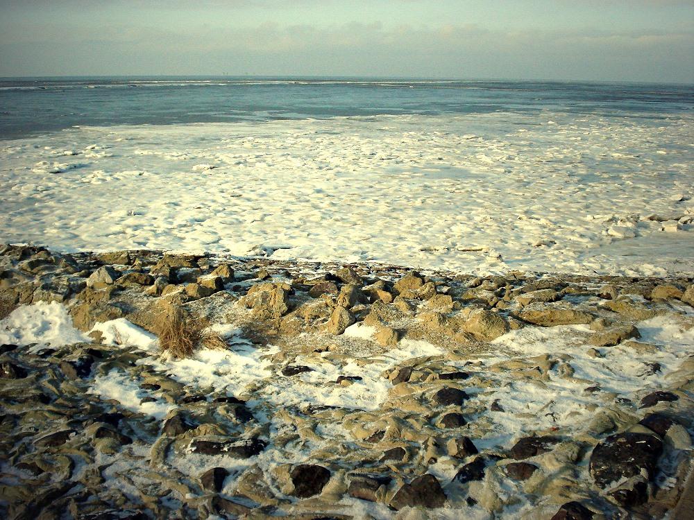 Nordsee winterdaags