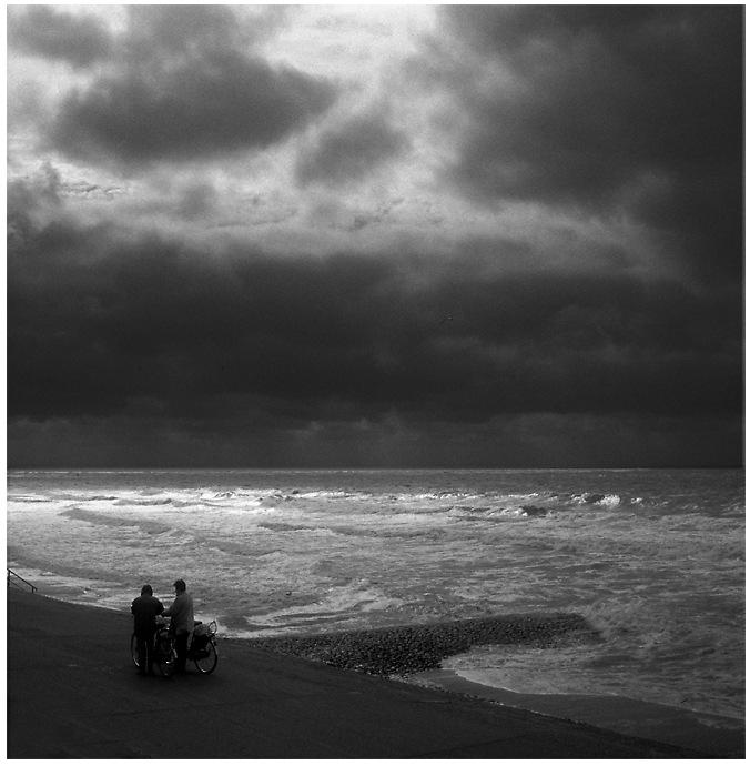 Nordseestimmung .... ( ein Wetter zum verlieben )