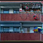 Nord/Süd-Gefälle in der Weihnachtszeit