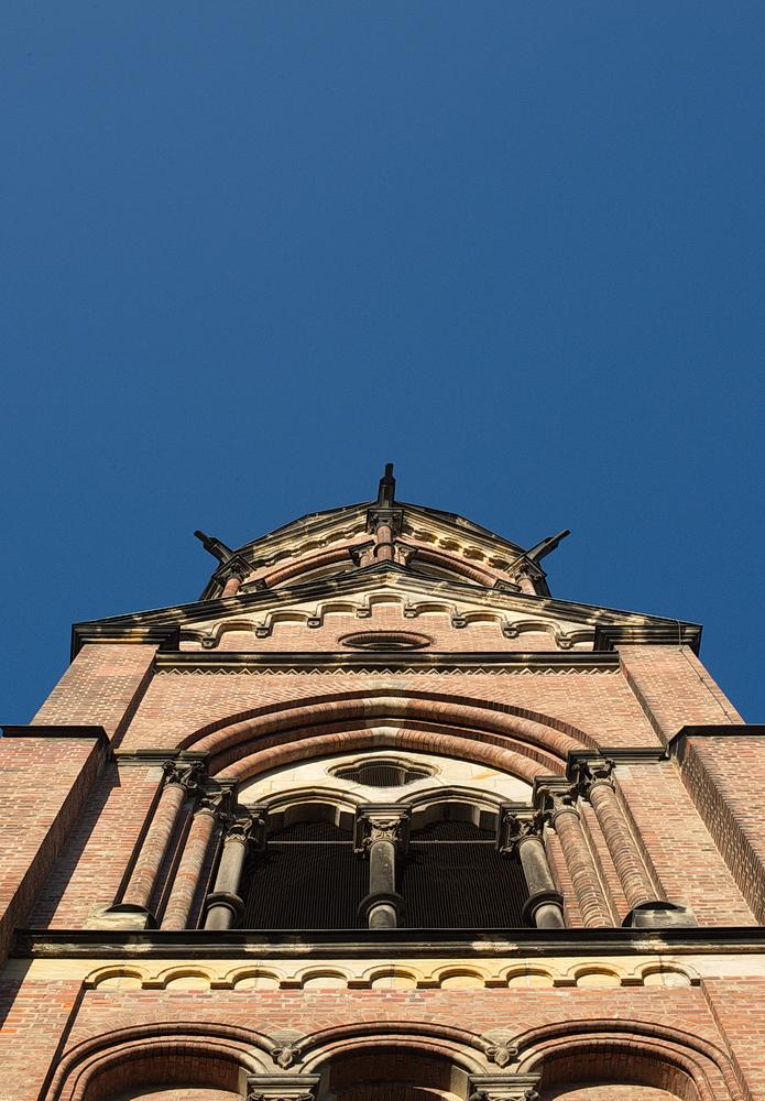Nordturm von St. Lukas