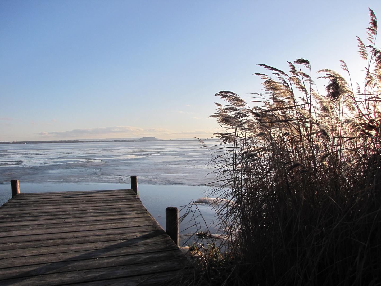 Nordufer im Winter