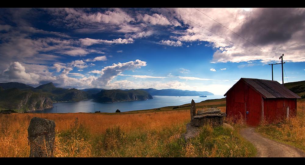 Norge #04 ~ Landromantik auf Vagsøy *RELOAD*