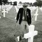 """Normandia, veterano. In mostra a """"Fotoleggendo"""", dal 3 al 25 ottobre a Roma"""