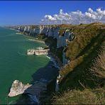 normannische Küste