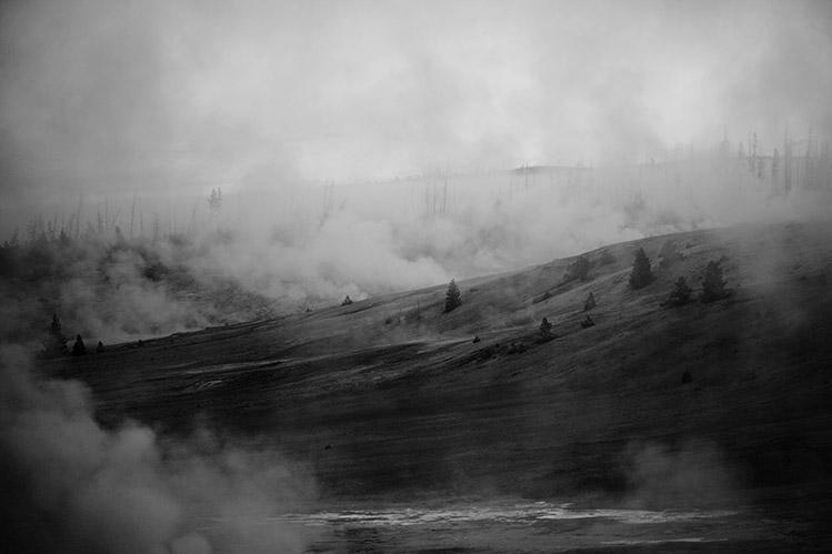 Norris Basin at Yellowstone No 3