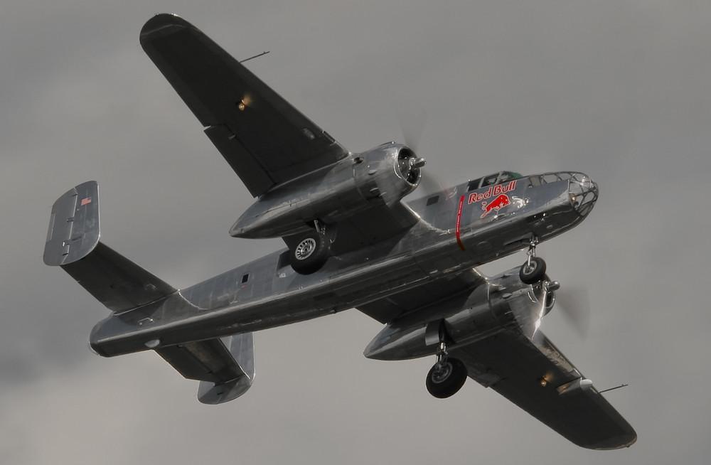 North American B-25 Mitchell der Flying Bulls