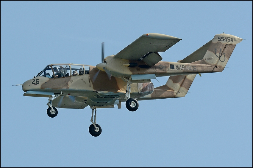 North American OV-10B Bronco