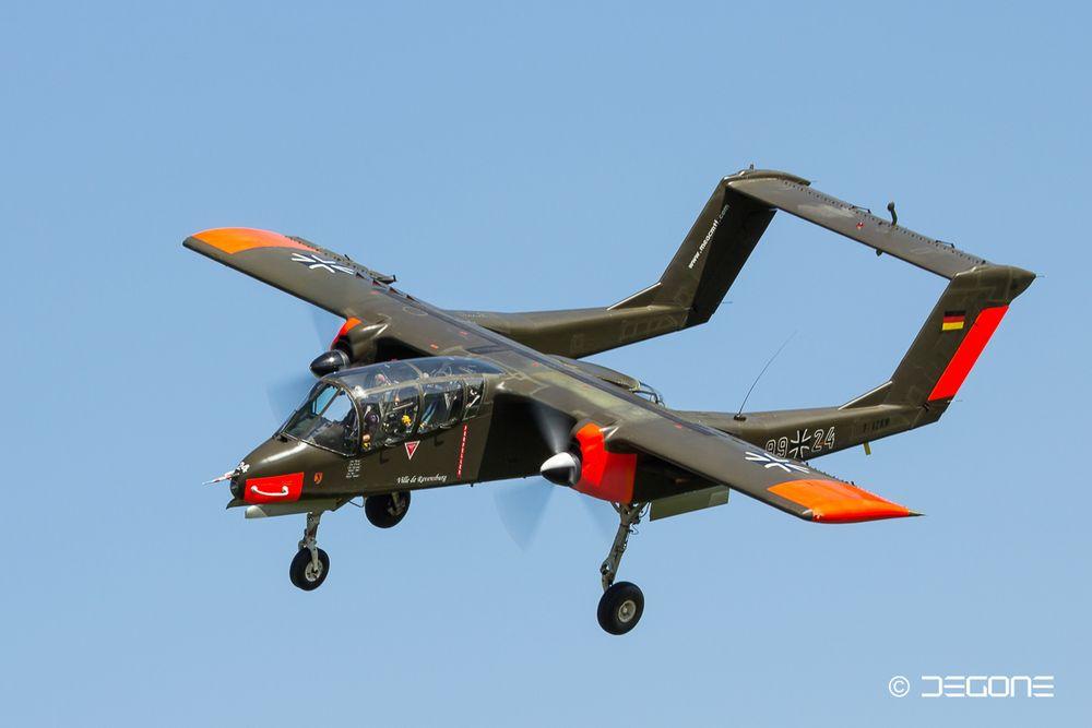 North American Rockwell OV-10 Bronco