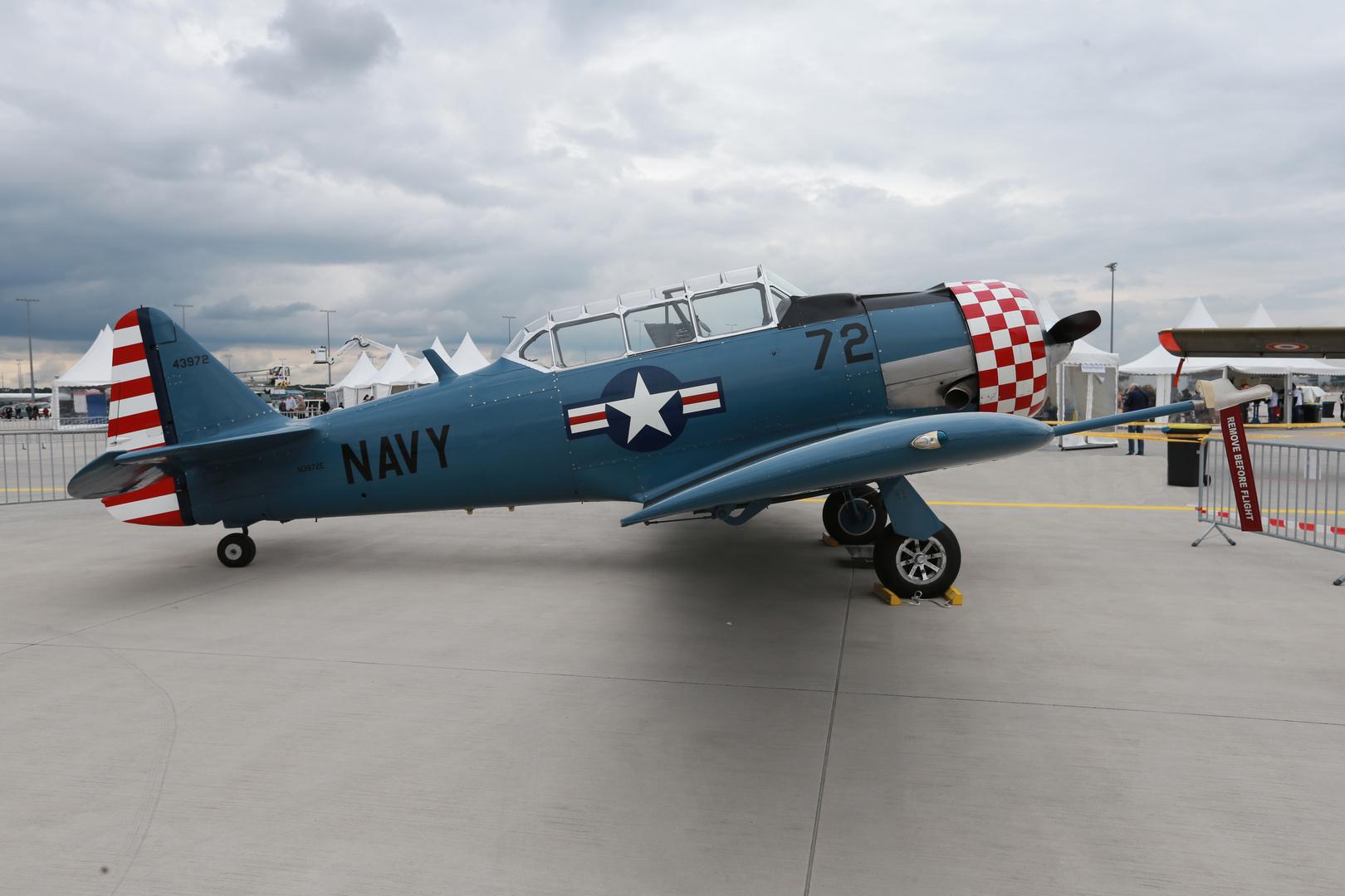 North American T-6/Harvard