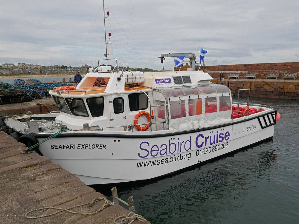 North Berwick Hafen