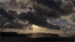 North of Shetlands..