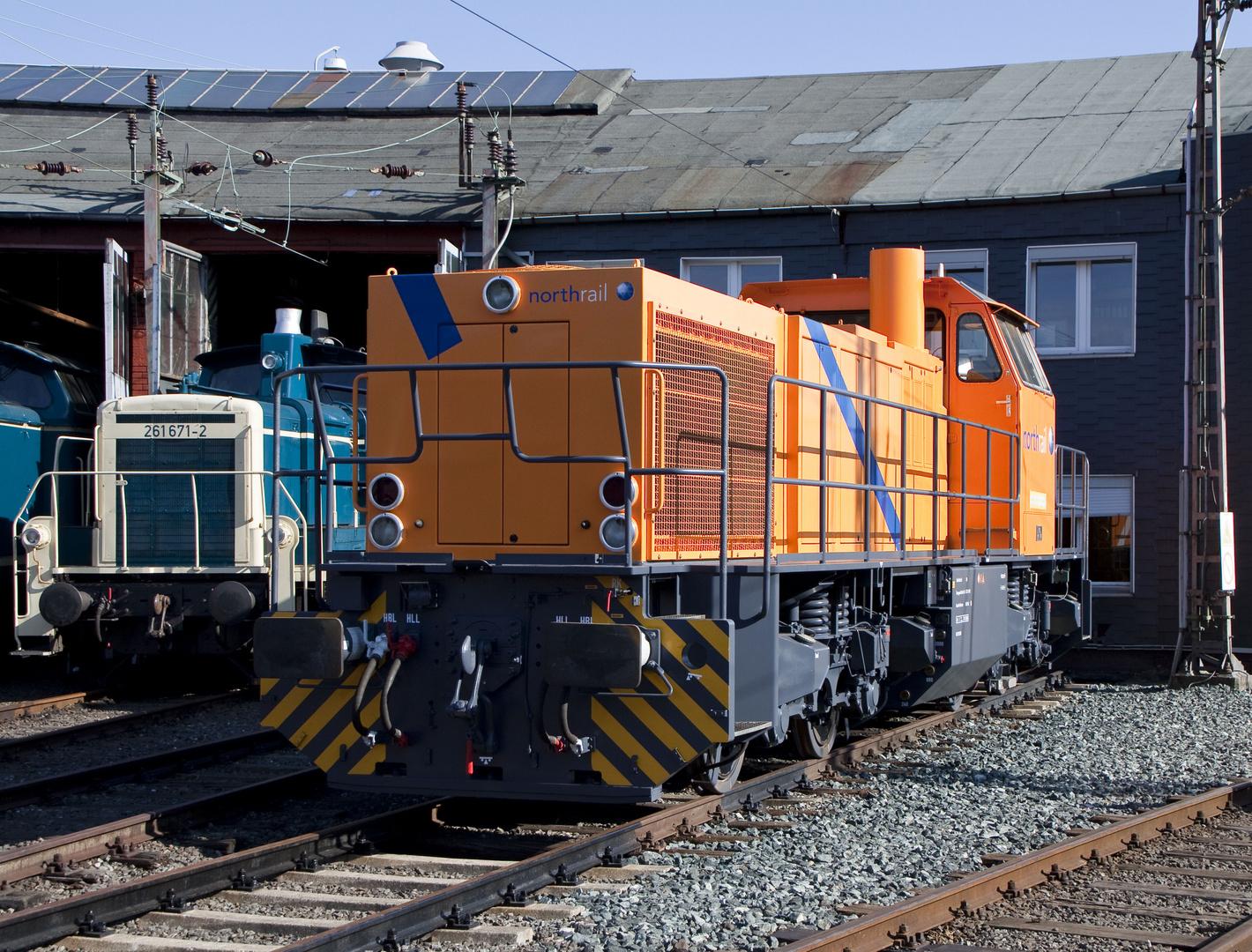 North Rail
