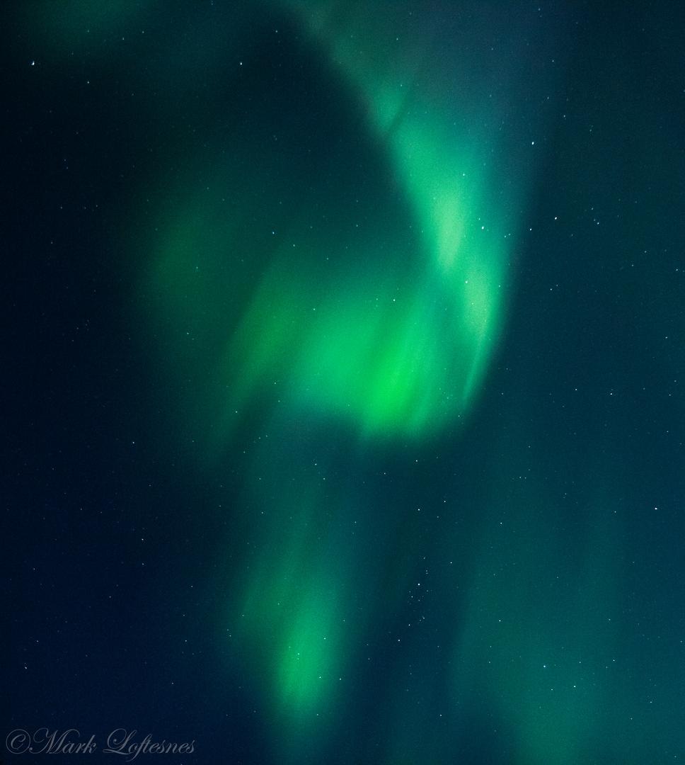 Northen lights folding